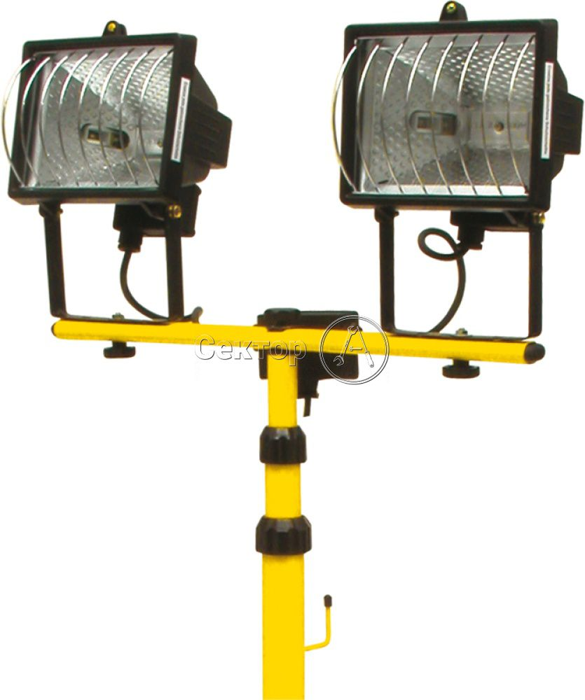 Прожектор для машины своими руками
